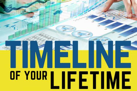 IZ 1 - TIMELINE of Your Life (IZ001)