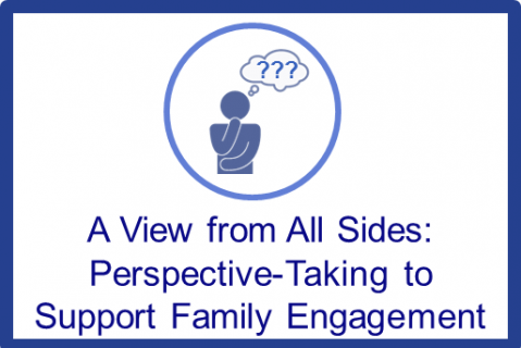 A View from All Sides:  Perspective-Taking to Support Family Engagement