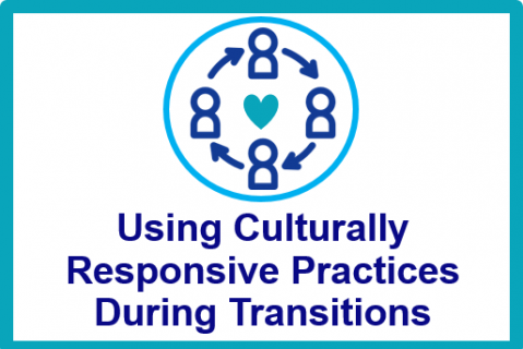 June 2021.Using Culturally Responsive Practices During Transitions