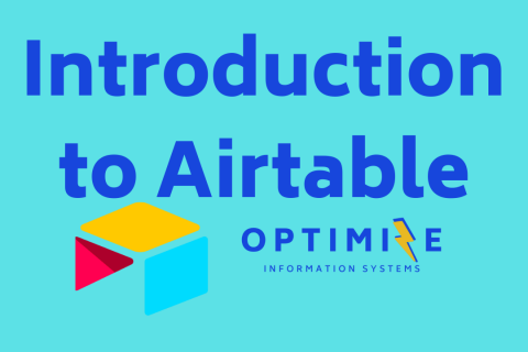 Airtable Basics - Getting Started (AT101)