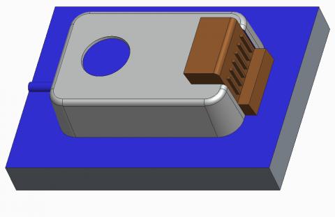 Tool Design, Creo 4.0