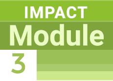 3. Impact Module (3IM)