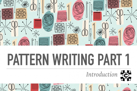 Pattern Writing Part 1: Introduction