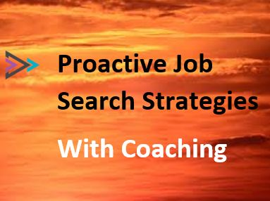 Proactive job search strategies on-line with coaching (CP-CA-6-clone)