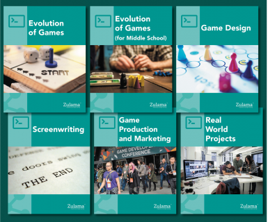 Game Design Long Courses