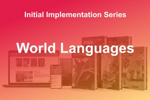 World Languages Initial Implementation (2021)