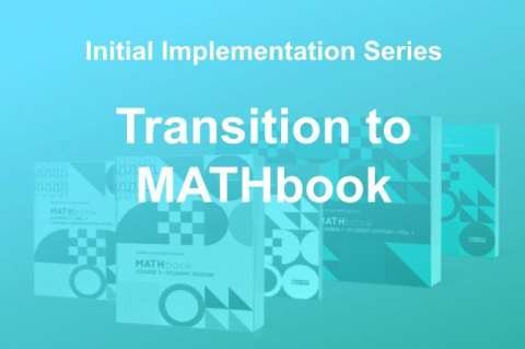 Transition to MATHbook (2021) (PL104-2021)