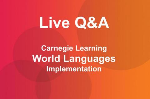 Live Q&A: World Language Implementations
