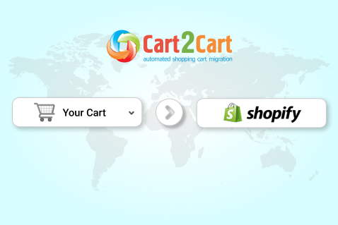 Migration to Shopify with Cart2Cart from A to Z: a Practical Course
