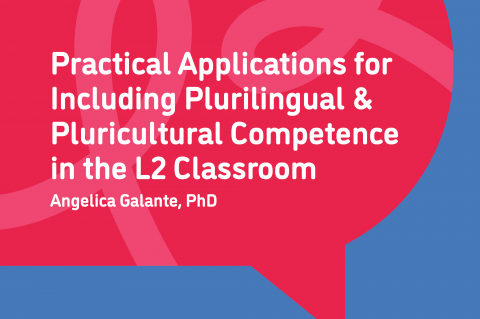 Practical Applications for Including Plurilingual & Pluricultural Competence in the L2 Classroom