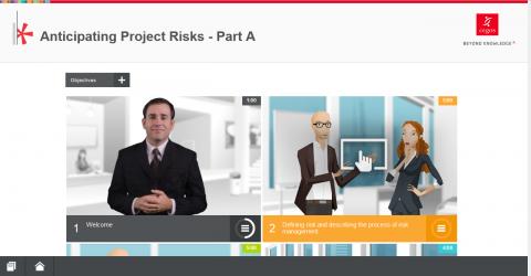 Anticiper les risques d'un projet. Part. A (MH094-A)
