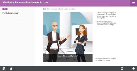 Anticiper les risques d'un projet. Part. B (MH094-B)