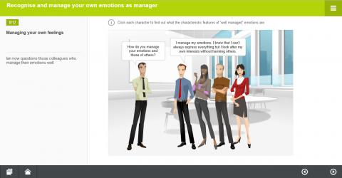 Les compétences émotionnelles du manager (MH145)