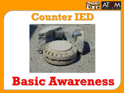 C-IED-01 - Basic Awareness