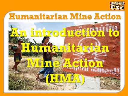HMA-01 - Humanitarian Mine Action (HMA)