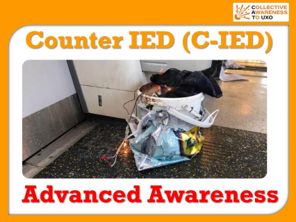 C-IED-02 - Advanced IED Awareness