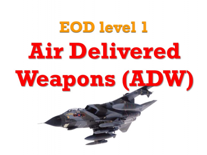 L1-03 - Air Delivered Weapons (ADWs)