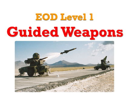 L1-04 - Guided Weapons (GWs)