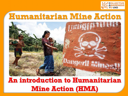 HMA-01 - Humanitarian Mine Action