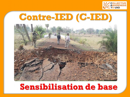 CIED-01-Fr - (C-IED Basic Awareness) Connaissance de base de C-IED