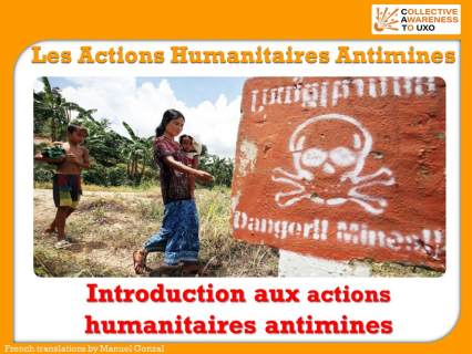 HMA-01Fr - Les Actions Humanitaires Antimines