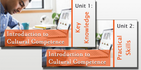 UNIT 1+2 Introduction to Cultural Competence (U1+2 ICC19_Bundle)