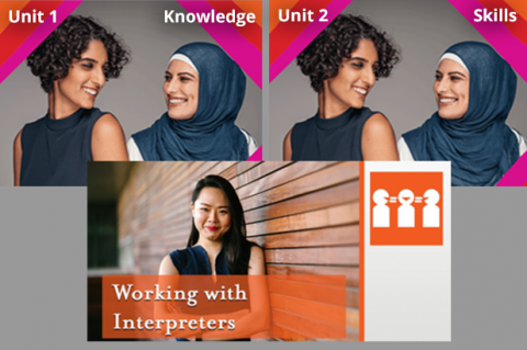 Bundle 3 - Intro to Cultural Competence 2021 - Unit 1 + 2 + Working with Interpreters (U1+2+WWI_ICC_2021)