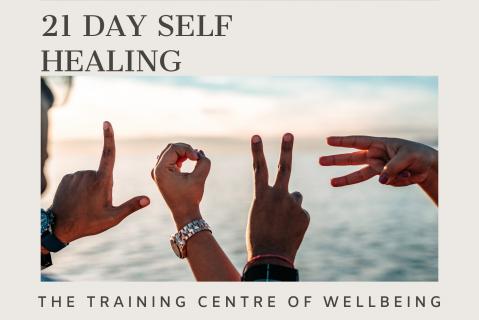 Self Healing - 21 day programme