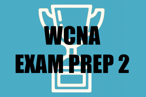 Exam Prep Guide (WCNA) - Practice Questions 101-206 (epg101)