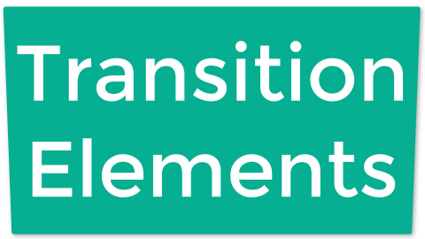 25. Transition Elements