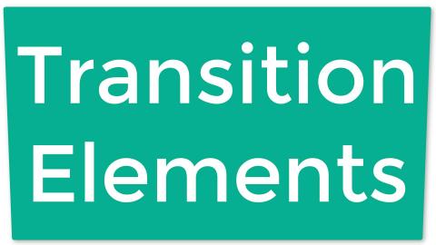I03. Transition Elements