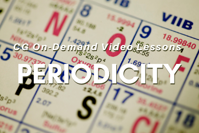 I01. Periodicity