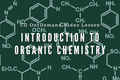 O01. Introduction to Organic Chemistry