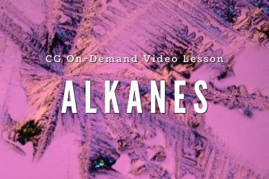 O02. Alkanes