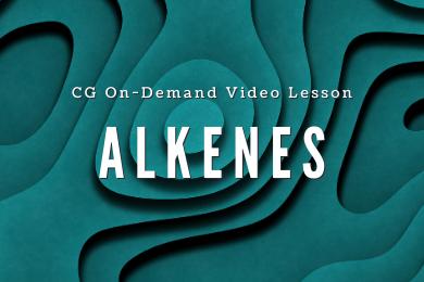 O03. Alkenes