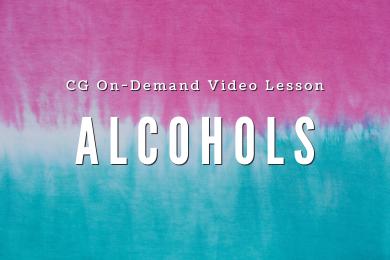 O06. Alcohols