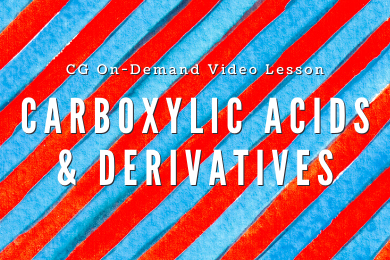 O08. Carboxylic Acid and Derivatives