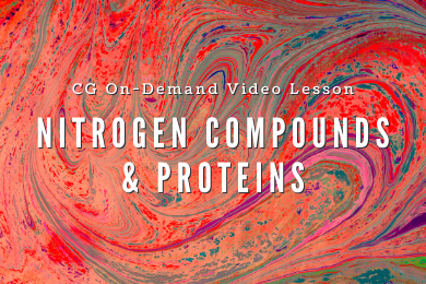 O09. Nitrogen Compounds and Proteins