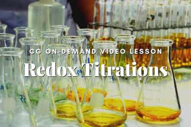 P02. Redox Titrations