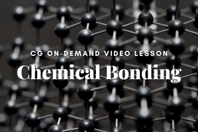 P04. Chemical Bonding