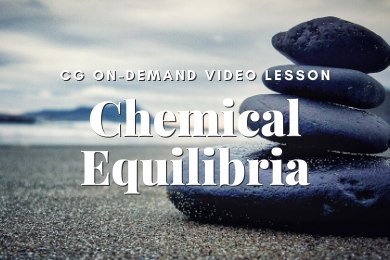 P09. Chemical Equilibria
