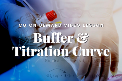 P11. Buffer and Titration Curve