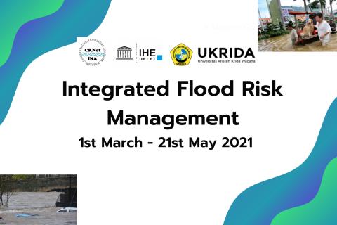 Integrated Flood Risk Management