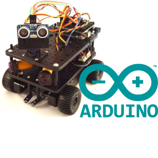 Creating Arduino-Powered Robots (AROBO01)