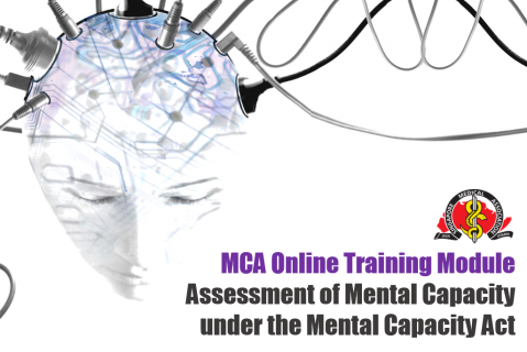 Assessment of Mental Capacity under the Mental Capacity Act (OPG01)