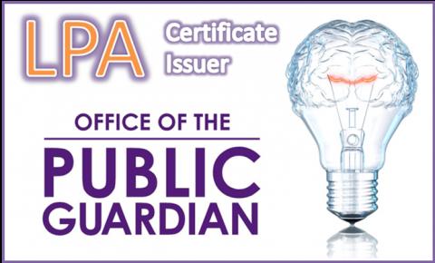 LPA Certificate Issuer Online Training Module (OPG02)