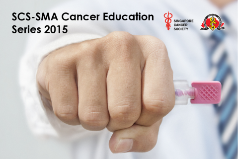 SCS-SMA Cancer Education Series - Colorectal Cancer (Online) (SCS15/01)