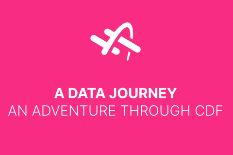 The data journey - from source system to Cognite Data Fusion (101)