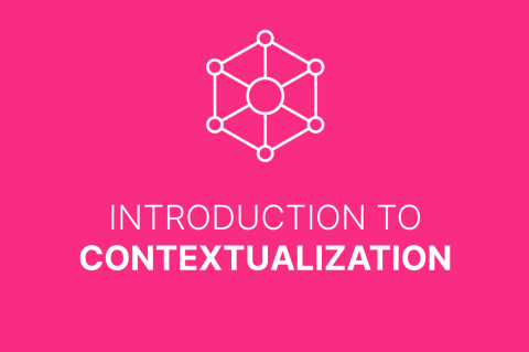 Introduction to contextualization (103)
