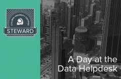 A Day at the Data Helpdesk (02-steward-301)